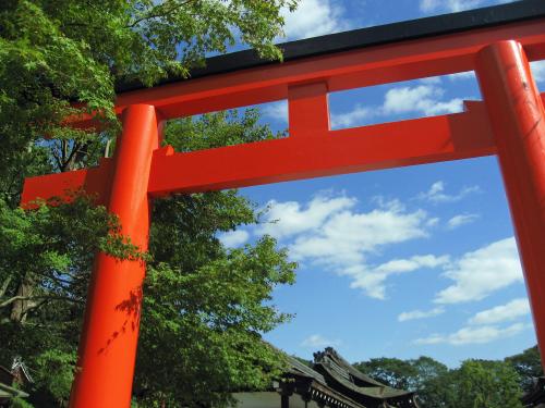 torii(simokomojinjya)