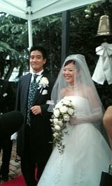吉元結婚式1