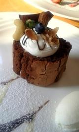 びっくりショコラケーキ