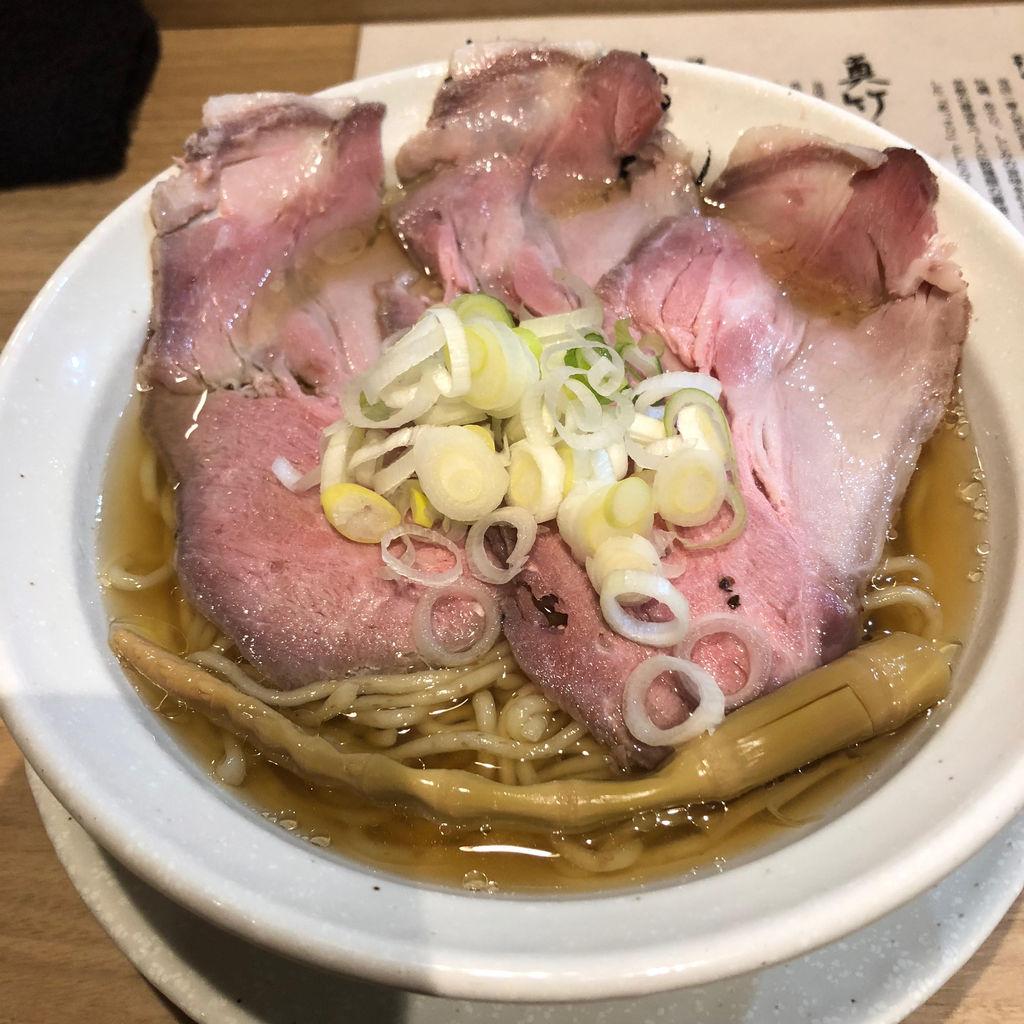 麺屋 優光 (麺屋 ユウコウ) 「淡竹」