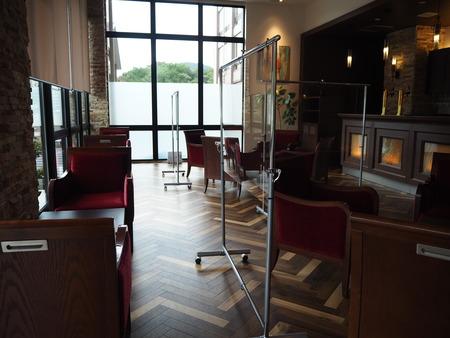 10-雲仙温泉 九州ホテル カフェ The Mellow RidgeP9262736