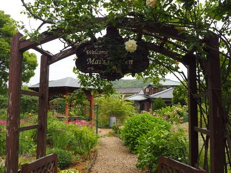 6-諫早市栗面町 Mai's garden P5171368