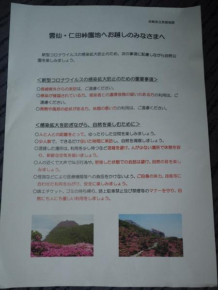 4−雲仙市仁田峠 ミヤマキリシマP5232062