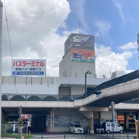 2021.09.01諫早駅前バスターミナルIMG_5830
