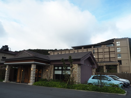 2-雲仙温泉 九州ホテル カフェ The Mellow RidgeP9262759