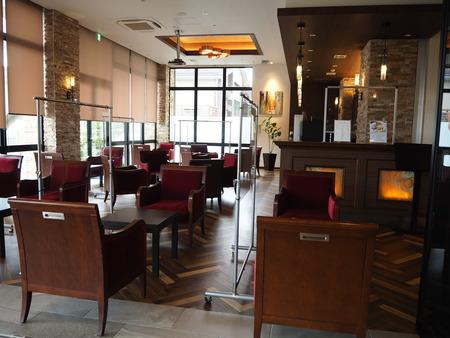 9-雲仙温泉 九州ホテル カフェ The Mellow RidgeP9262714