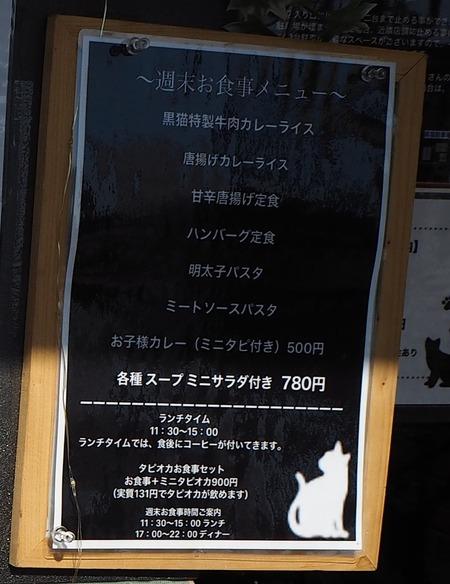 3-大村市 黒猫P2011762 - コピー