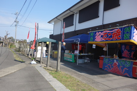5-国見町神代小路 緋寒桜の郷まつりDSC00362