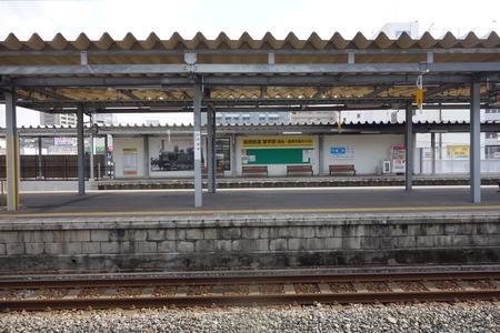 7-JR諫早駅 島鉄 諫早駅DSC08260