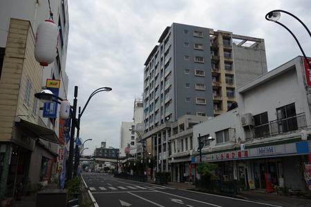 2-諫早駅前商店街DSC02076