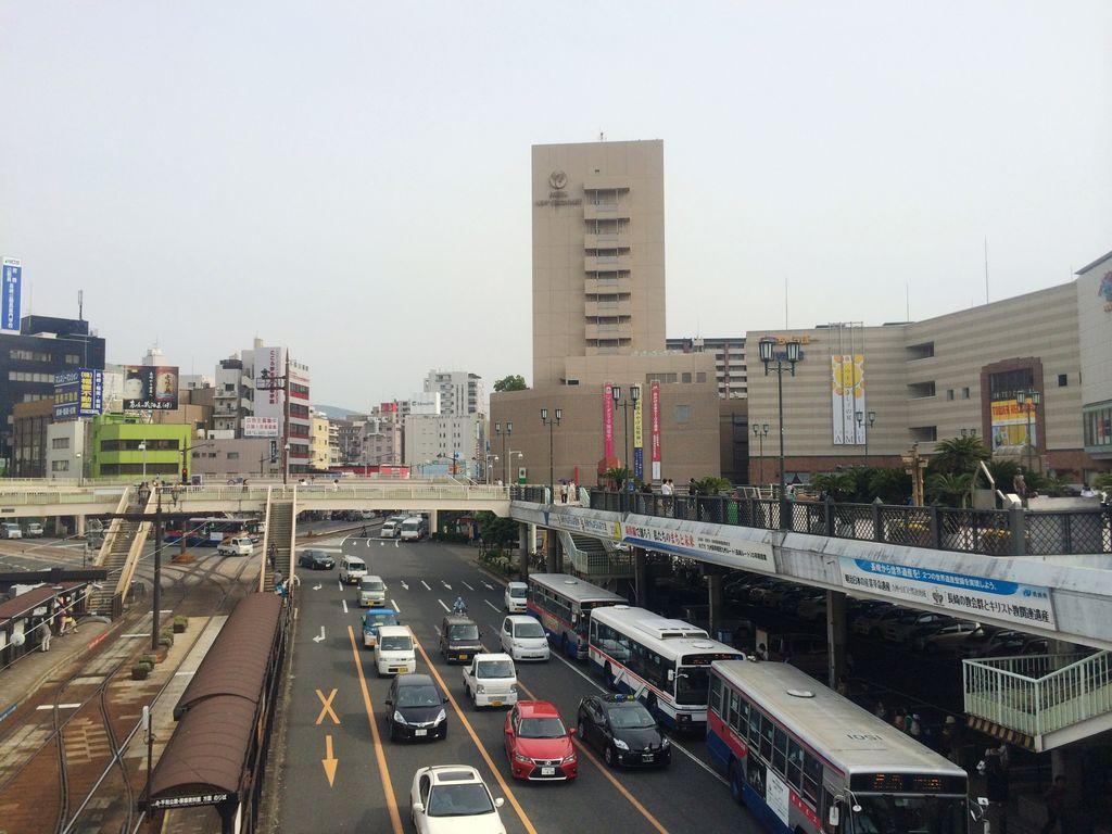 v・ファーレン長崎 駐車場