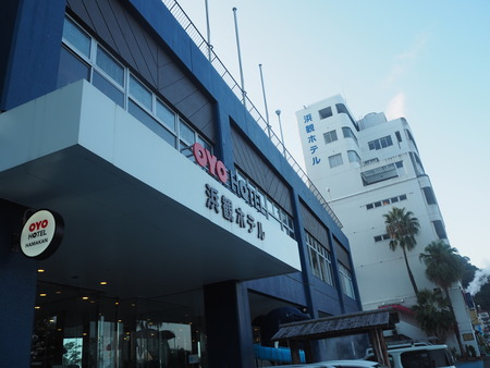 2-OYO ホテル 浜観ホテルPA100616