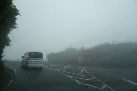 8-雲仙 仁田峠 ミヤマキリシマ 展望台DSC06767