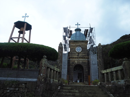 17−上五島 頭ケ島教会PB200627