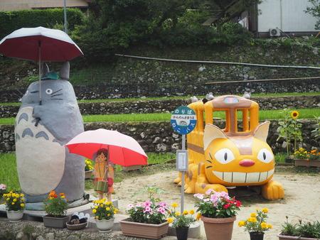 2021.07.05 長崎市トトロのバス停P7027351