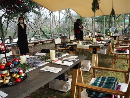 7-雲仙温泉 諏訪の池 天幕レストランPB291587