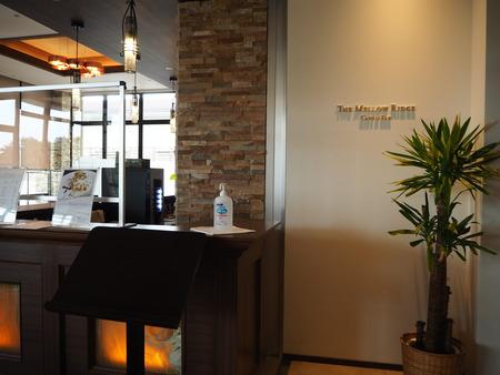 7-雲仙温泉 九州ホテル カフェ The Mellow RidgeP9262717