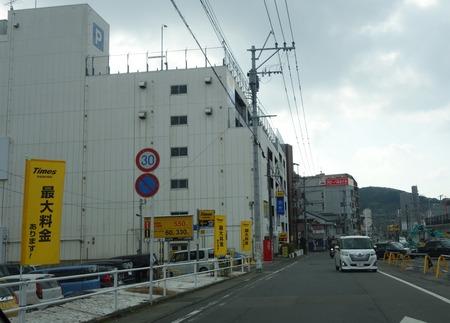 1-JR諫早駅前駐車場DSC08215
