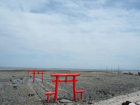 27-佐賀県 海中鳥居 肥前浜宿 酒まつりP3274632