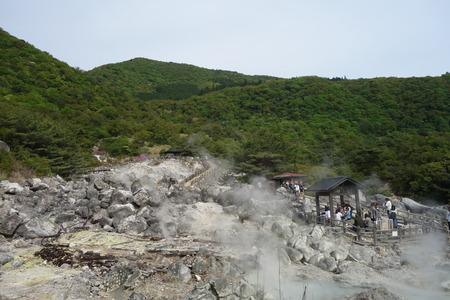 10−雲仙温泉地獄DSC04573