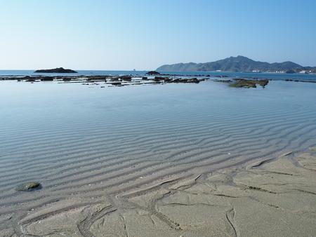 9-長崎市野母崎 脇岬海水浴場 ビーチロックP1100124