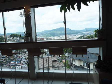 3-長崎市三原町 Cafe GivernyP8090902