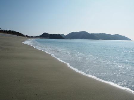 4-長崎市野母崎 脇岬海水浴場 ビーチロックP1100085
