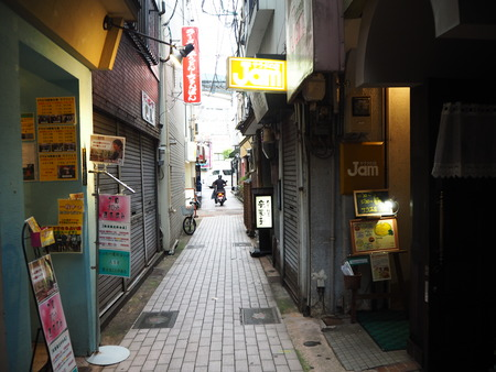 3-長崎市浜町 サラダの店ジャムP6090519