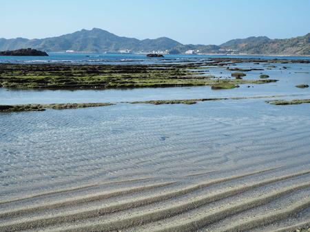 10-長崎市野母崎 脇岬海水浴場 ビーチロックP1100187