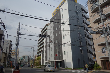 5-スーパーホテル青物横丁DSC06469
