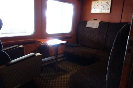 11-JR九州 特急かもめ グリーン車 個室DSC08276