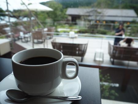 14-雲仙温泉 九州ホテル カフェ The Mellow RidgeP9262739