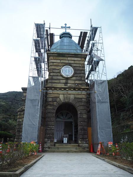 18-上五島 頭ケ島教会PB200628