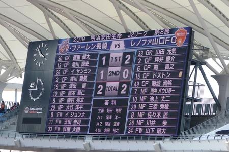 8-Vファーレン長崎 山口戦DSC01454