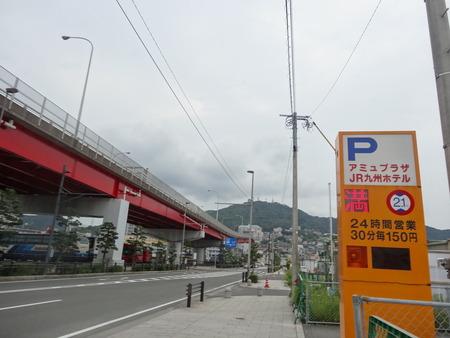5−長崎駅駐車場DSC09833