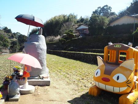 5-長崎市 間の瀬トトロのバス停P2233306