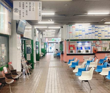 2021.09.01諫早駅前バスターミナルIMG_5745
