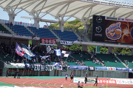 23-Vファーレン長崎 鹿児島戦DSC02634