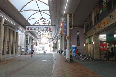 1-諌早アエル商店街DSC03704