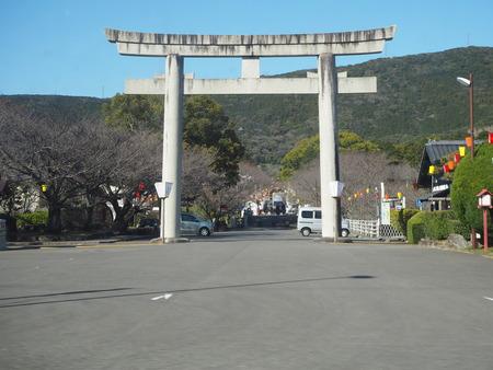 3-南島原市 口之津港ターミナル 橘神社P3202472