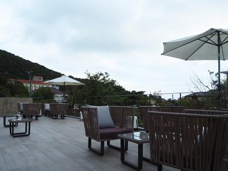11-雲仙温泉 九州ホテル カフェ The Mellow RidgeP9262749