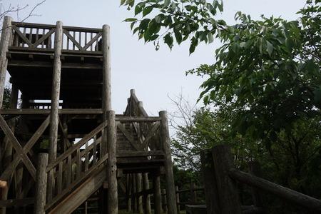 23−宝原つつじ公園 パノラマ展望台DSC04656