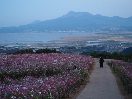 2−白木峰高原 夕方PA201180
