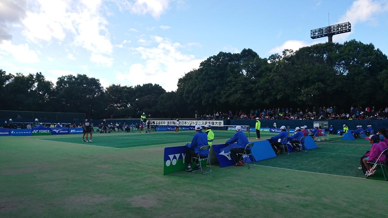 ソフトテニス・オンラインBlog   機関誌 「ソフトテニス」 10月号を紹介します!