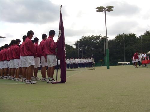 早関戦_ソフトテニス