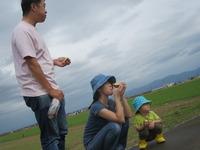 お父さん広場芋掘り (3)