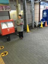 駅頭インターン4