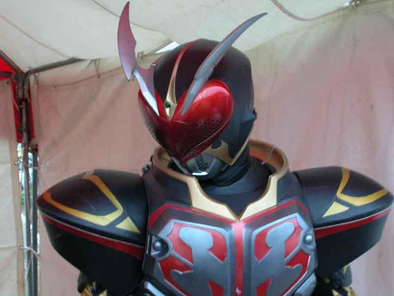 仮面ライダー剣の登場仮面ライダー