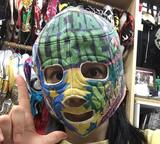 落書きマスク