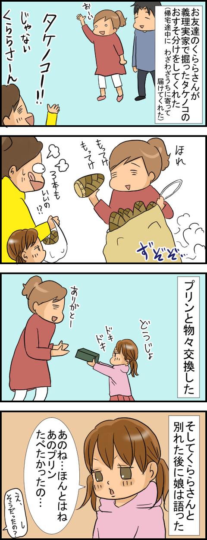 タケノコ1